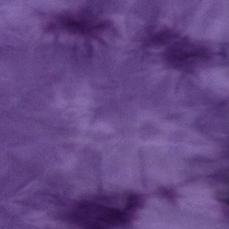 Lilac tye-dye fleece
